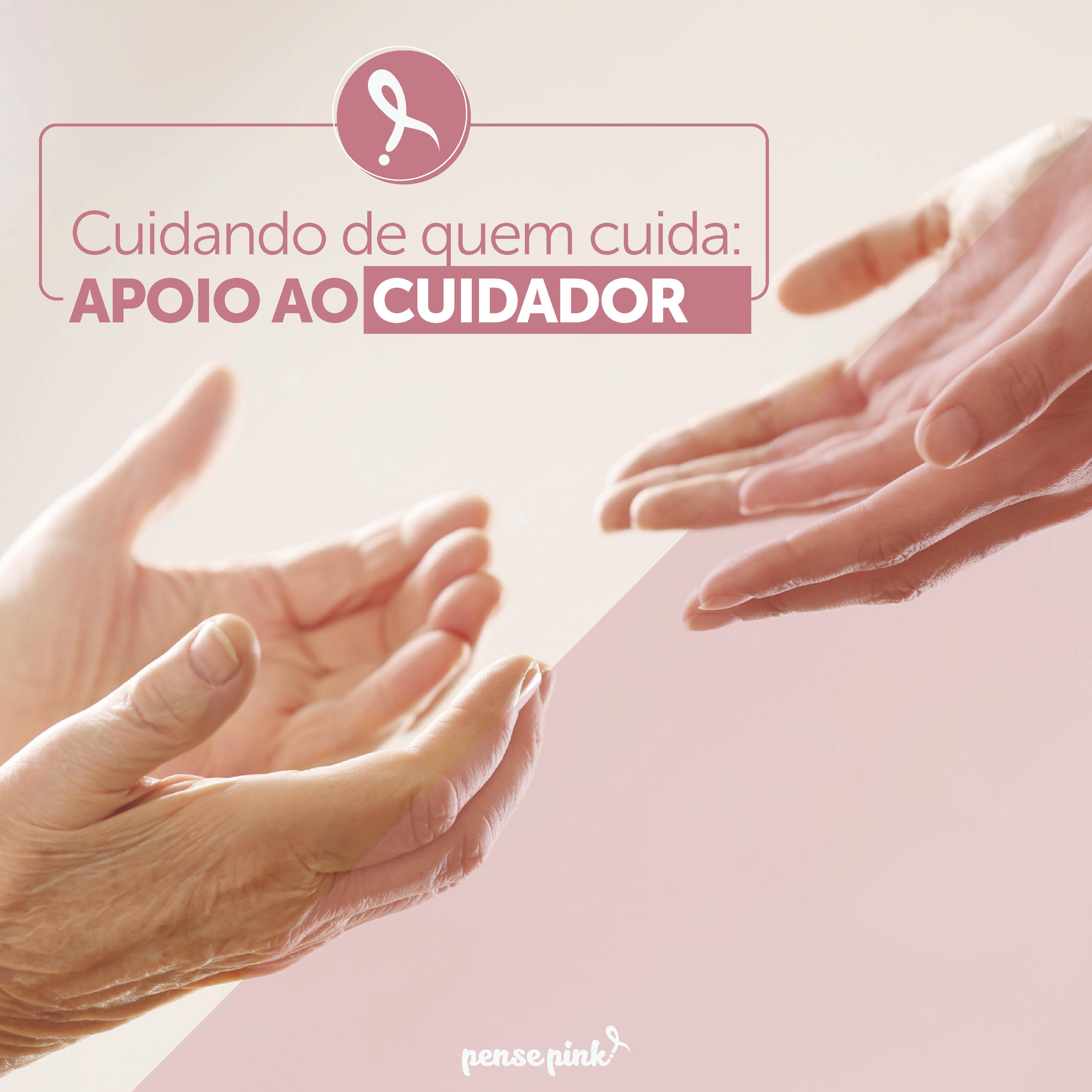 Cuidando de quem cuida: o apoio ao cuidador